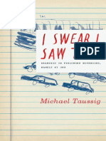 [Michael Taussig] I Swear I Saw This Drawings
