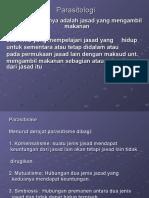 Parasitologi (D3)