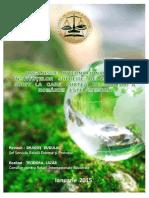 2014 Studiu Organisme Internationale Sai