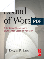 Douglas R. Jones-Sound of Worship_ A Handbook of Acoustics and Sound System Design for the Church-Focal Press (2010).pdf