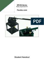SRV02 Exp4 Flexible Joint