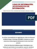 2- Disponibilidad y Manejo Información