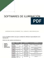 Software de Iluminacion