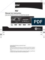 Manual Usuario Audio Sp4310 Pt