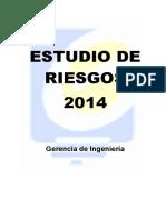 Estudio de Riesgos 2014