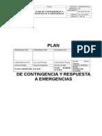 Plan de Emergencia 2017