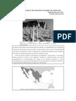 Animales Mexicanos Del Desierto en Peligro de Extinción