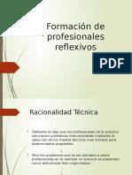 Formación de Profesores Reflexivos