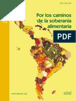 soberania alimentaria 2016