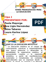 Exposicion Artes p