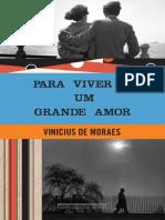 Para Viver Um Grande Amor - Vinicius de Moraes.pdf