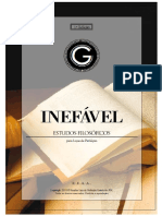 Inefável - Volume 1  ----REAA
