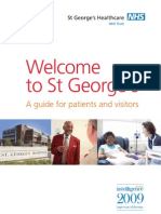 Welcome to St George's Leaflet