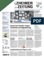 Welzheimer Zeitung - 24 Mai 2017