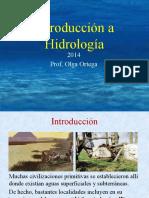 1.1.Introducción a Hidrologia