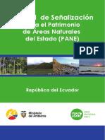 Manual de Señalización Para El PANE