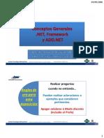 Framework Ado Net