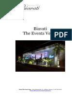 Oferta nunta 2017-2018 Biavati