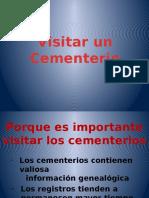 Visita a Un Cementerio