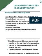 Risk Management Chpt 2