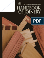 The Art of Woodworking-Handbook of Joinery