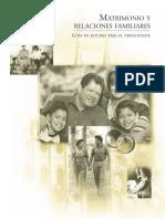 Matrimonio y Relaciones Familiares Guía de estudio para el participante.pdf