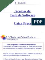 Aula 06 - Testes de Software