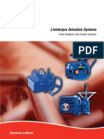 Limitorque Products Catalogue EDITED