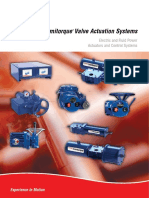 Limitorque Valve Actuation Systems