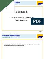 1.- Introduccion a VMWARE