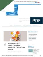 Abierto Al Público 6 Herramientas Gratuitas Para Analizar y Visualizar Datos - Abierto Al Público