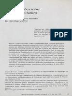 considerações sobre o futuro.pdf