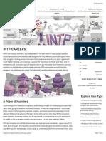 INTP Careers | 16Personalities