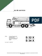 Manual de Operación - S32X