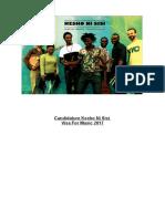 Kesho Ni Sisi VFM 2017(1)