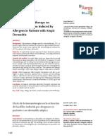 Efecto de la inmunoterapia en la activación de basófilos inducida por alergenos en pacientes con dermatitis atópica.pdf