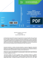 Manual de reglementari Internationale de Control al Calitatii, Audit, Revizuire, Alte servicii de asigurare si servicii Conexe