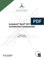 Revit 2017 Arch Fund-metric-eval