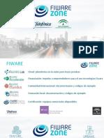 Presentación FIWARE Zone