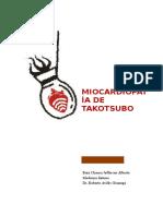 Miocardiopatía de Takotsubo