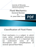 Fluid Mechanics 1