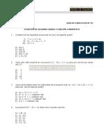 55 Ejercicios Ecuación 2do Grado y Función Cuadrática.pdf