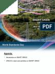 Yves Reckinger 2015-10-14 World Standards Day Creos