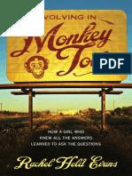 Evolving in Monkey Town by Rachel Held Evans, Excerpt