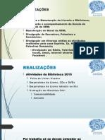 Departamento de Comunicação Social 2015