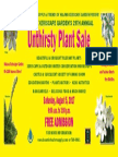 Xericapic Plant Workshops and Sale