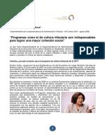 Entrevista Carolina Roca