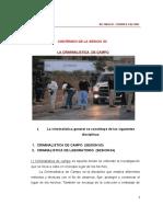 Criminalistica Campo 1