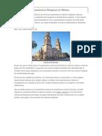 Arquitectura Religiosa en México