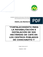 Perfil Técnico Café